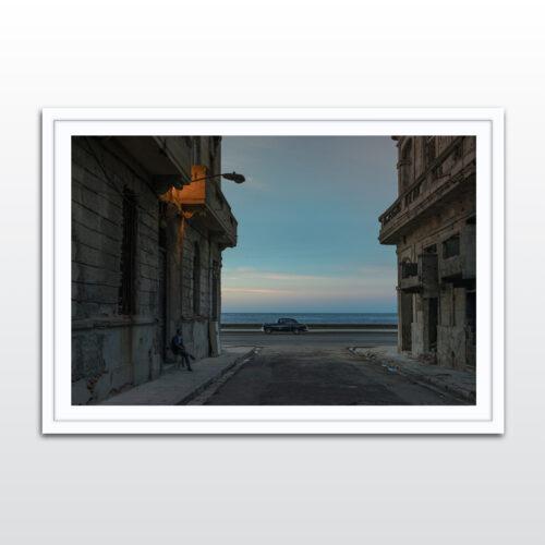 Twilight at Malecon